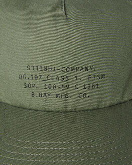 ARMY MENS ACCESSORIES THRILLS HEADWEAR - TS8-501FARM