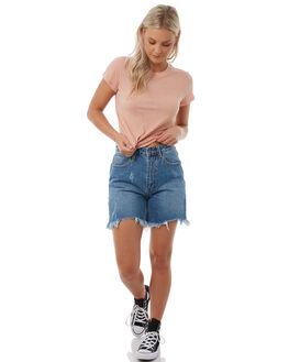 DIRTY PINK WOMENS CLOTHING NEUW TEES - 3739537395