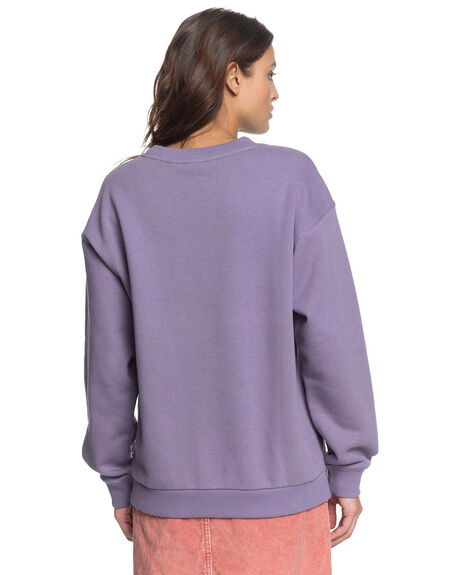 PURPLE SAGE WOMENS CLOTHING ROXY JUMPERS - ERJFT04234-PMW0