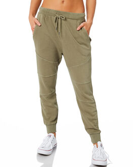 KHAKI WOMENS CLOTHING ALL ABOUT EVE PANTS - 6414024KHAK