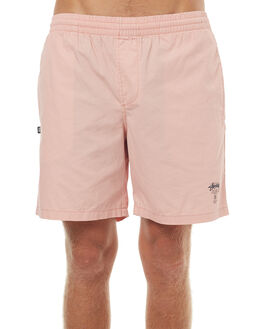 DUSTY PINK MENS CLOTHING STUSSY BOARDSHORTS - ST072600DPNK