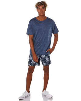 NAVY MENS CLOTHING ACADEMY BRAND BOARDSHORTS - 20S721NVY