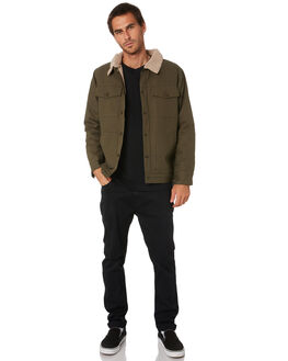 ARMY MENS CLOTHING MR SIMPLE JACKETS - M-09-32-37ARMY