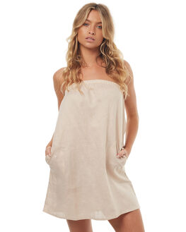 BLUSH WOMENS CLOTHING LILYA DRESSES - LND11-LSM17BLUSH