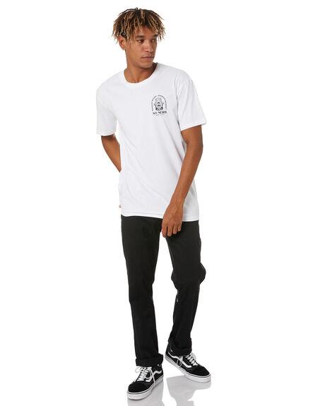 WHITE MENS CLOTHING NO NEWS TEES - N5214003WHT