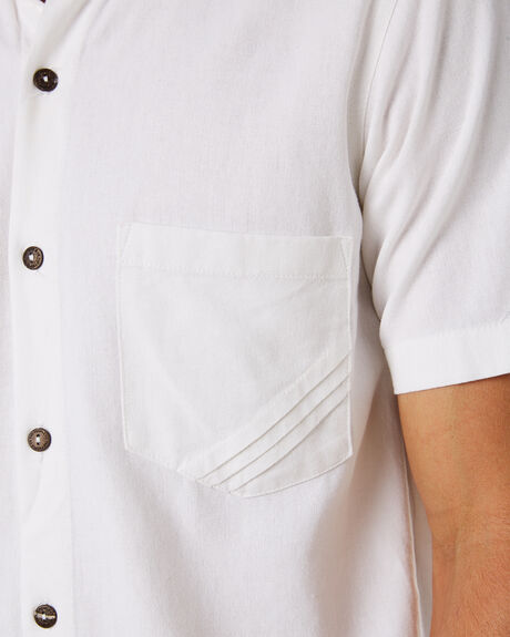 WHITE OUTLET MENS THE PEOPLE VS SHIRTS - SS19099-WHT