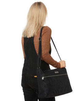BLACK WOMENS ACCESSORIES VOLCOM BAGS + BACKPACKS - E6441976BLK