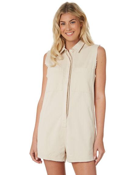 BONE WOMENS CLOTHING THRILLS PLAYSUITS + OVERALLS - WTR8-901ABONE