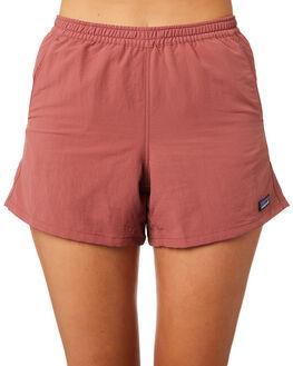 KILN PINK WOMENS CLOTHING PATAGONIA SHORTS - 57058KIPI