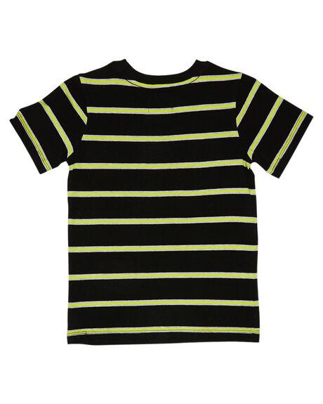 BLACK KIDS BOYS ST GOLIATH TOPS - 2850001BLK