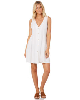 WHITE WOMENS CLOTHING ROLLAS DRESSES - 12815-001