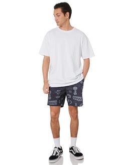 INK STEEL MENS CLOTHING STAY BOARDSHORTS - SBO-1905INST