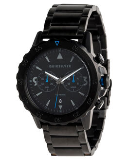 BLACK MENS ACCESSORIES QUIKSILVER WATCHES - EQYWA03021KVJ0