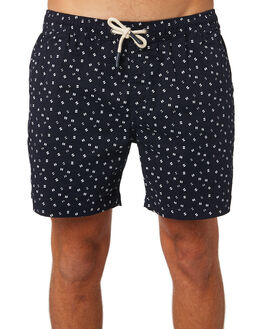 NAVY MENS CLOTHING ACADEMY BRAND SHORTS - 19S611NVY