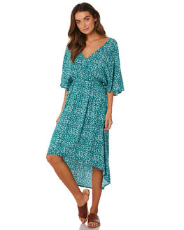 bd367f8063067 EMERALD WOMENS CLOTHING MINKPINK DRESSES - MP1810456EME
