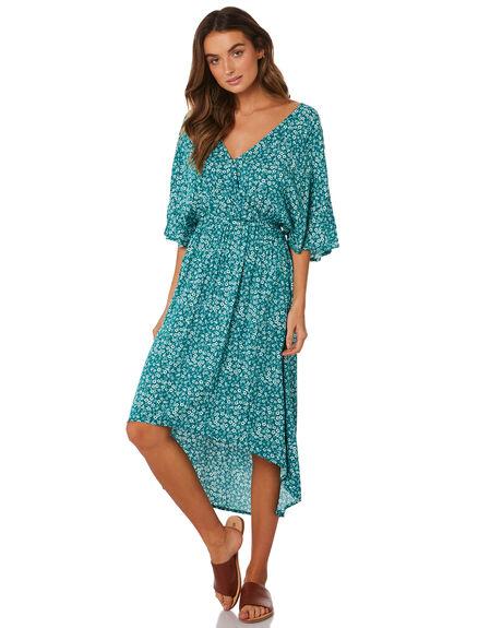 EMERALD WOMENS CLOTHING MINKPINK DRESSES - MP1810456EME