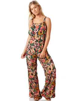 MULTI WOMENS CLOTHING BILLABONG PLAYSUITS + OVERALLS - 6581501MUL