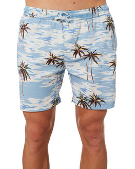 BLUE MENS CLOTHING SWELL BOARDSHORTS - S5182234BLUE