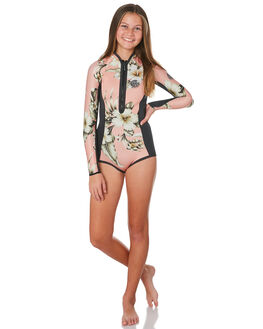 LIGHT PINK BOARDSPORTS SURF RIP CURL GIRLS - WSP7LJ1764