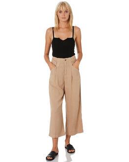 SESAME WOMENS CLOTHING THRILLS PANTS - WTH9-407CSESAM