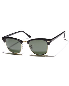 EBONY ARISTA CRYSTAL UNISEX ADULTS RAY-BAN SUNGLASSES - 0RB301651W0365