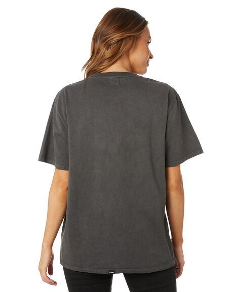 MERCH BLACK WOMENS CLOTHING THRILLS TEES - WTW20-102BMBLK
