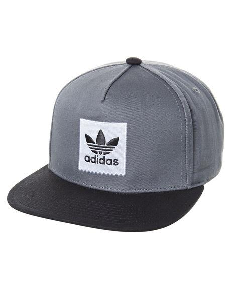 e5050f2b91206 Adidas Originals Two Tone Blackbird Snapback Cap Grey Three ...