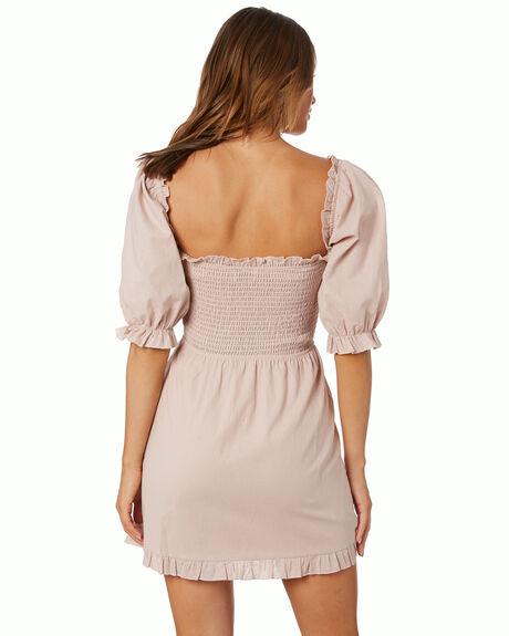 BLUSH WOMENS CLOTHING CHARLIE HOLIDAY DRESSES - GSW6032BLS