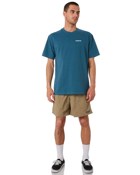 TASMANIAN TEAL MENS CLOTHING PATAGONIA TEES - 39174TATE