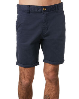 NAVY MENS CLOTHING ACADEMY BRAND SHORTS - 20S608NVY