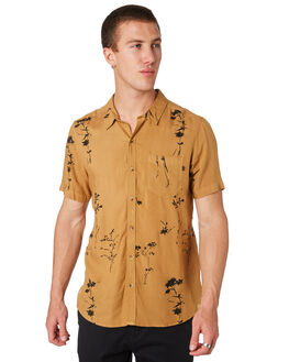 LOST GOLD MENS CLOTHING A.BRAND SHIRTS - 812614308