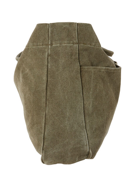 IVY GREEN MENS ACCESSORIES THRILLS BAGS + BACKPACKS - TW20-1069FIVGRN