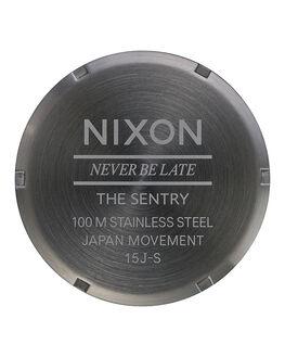 BRONZE GUN METAL MENS ACCESSORIES NIXON WATCHES - A1052091