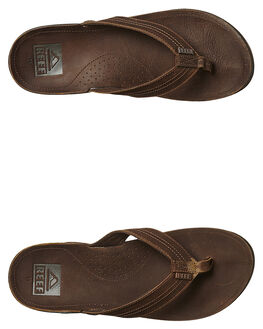 BRONZE BROWN MENS FOOTWEAR REEF THONGS - 2616BZB