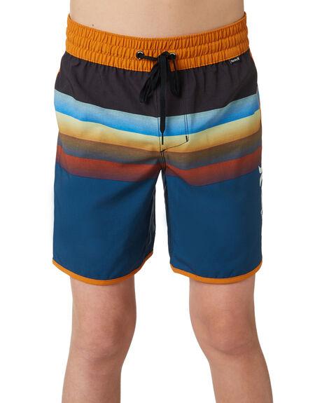 4f7baf7ddabe23 Hurley Kids Boys Phantom Chill Boardshort - Blue Force | SurfStitch