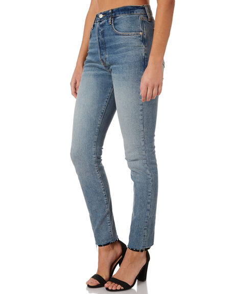 INDIGO BLUE OUTLET WOMENS FREE PEOPLE JEANS - OB8195455413