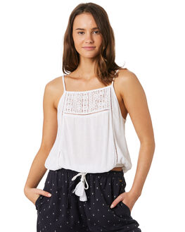 WHITE OUT WOMENS CLOTHING O'NEILL FASHION TOPS - 5421206WHI