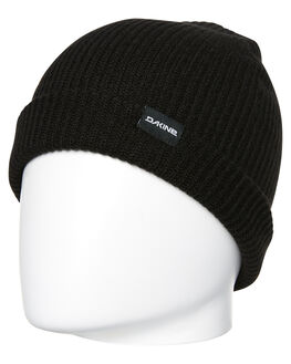 BLACK MENS ACCESSORIES DAKINE HEADWEAR - 10000803BLK