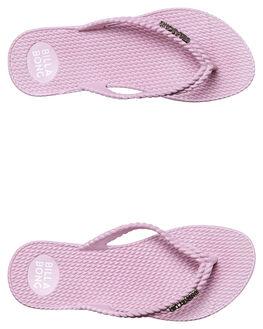 ICE PINK WOMENS FOOTWEAR BILLABONG THONGS - 6661856ICEP