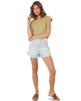 BAYLEAF WOMENS CLOTHING BILLABONG TEES - 6581144BAY
