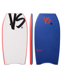 DARK BLUE WHITE SURF BODYBOARDS VS BODYBOARDS BOARDS - V18FLAME45DBDKBLU