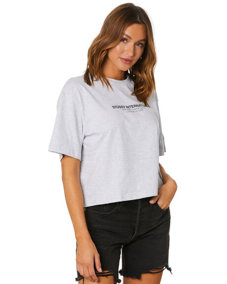 SNOW MARLE WOMENS CLOTHING STUSSY TEES - ST1M0167SNM