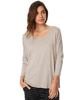 SAND MARLE WOMENS CLOTHING BETTY BASICS TEES - BB522W17SAND