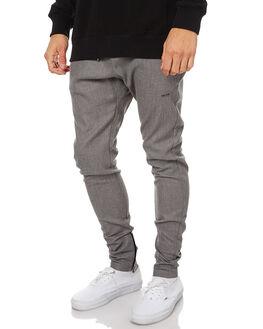GREY MARLE MENS CLOTHING ZANEROBE PANTS - 707-RISEGRYM