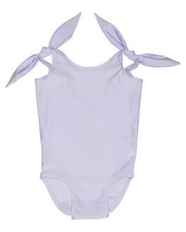 LILAC KIDS GIRLS LITTLE HEARTS DRESSES + PLAYSUITS - SP19TIELEOLIL