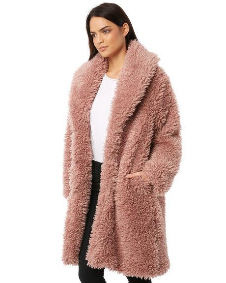 DUSK WOMENS CLOTHING SOMEDAYS LOVIN JACKETS - IL18S1080DUSK