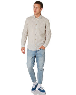 WHITE MENS CLOTHING INSIGHT SHIRTS - 5000003637WHT