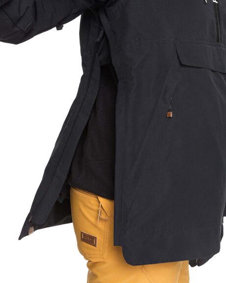 TRUE BLACK BOARDSPORTS SNOW ROXY WOMENS - ERJTJ03214-KVJ0
