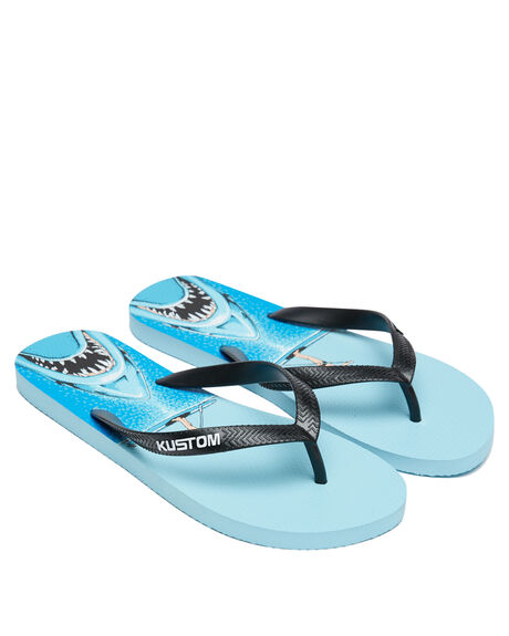 SUPPER MENS FOOTWEAR KUSTOM THONGS - 4994218SUP