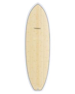 BAMBOO BOARDSPORTS SURF MODERN LONGBOARDS GSI SURFBOARDS - NZMD-HLX2-BAM